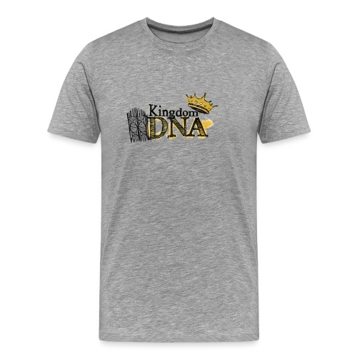Kingdom DNA - Men's Premium T-Shirt