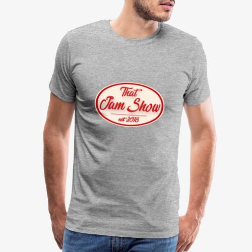TJS _ at cost - Men's Premium T-Shirt