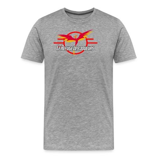 Official Logo LRJ - Men's Premium T-Shirt