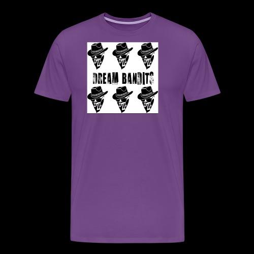 Dreambandits square x6 - Men's Premium T-Shirt