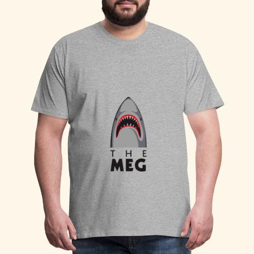 The Meg - Men's Premium T-Shirt