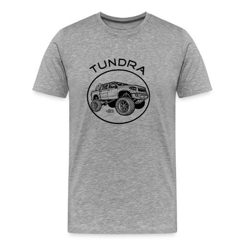 Tundra Offroad Club 1 - Men's Premium T-Shirt