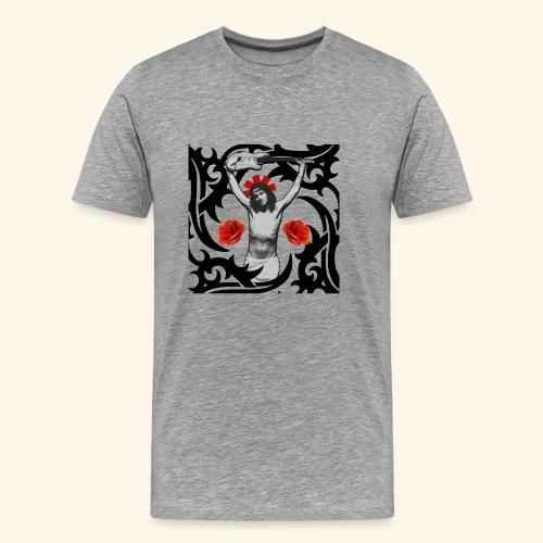 Jesus Frusciante Logo - Men's Premium T-Shirt