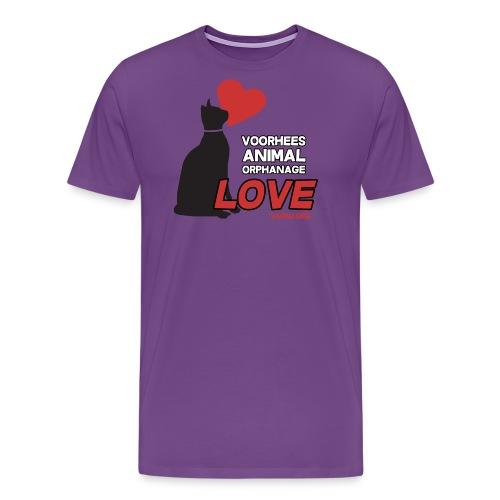 Cat Love - Men's Premium T-Shirt