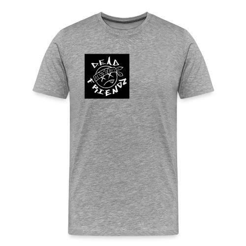 D.E.A.D FRIENDZ Records - Men's Premium T-Shirt
