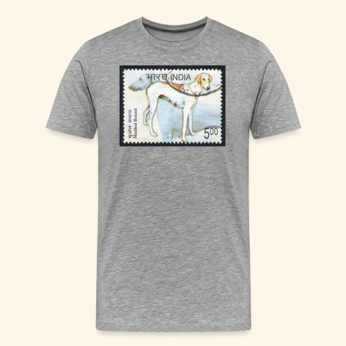 India - Mudhol Hound - Men's Premium T-Shirt