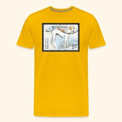India - Mudhol Hound - Men's Premium T-Shirt