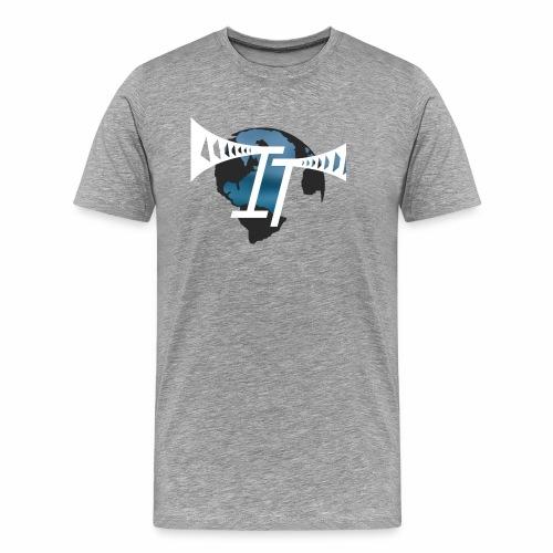 international thrills new logo - Men's Premium T-Shirt