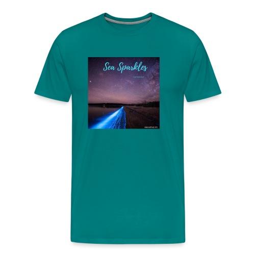 Tasmanian Sea Sparkles - Men's Premium T-Shirt