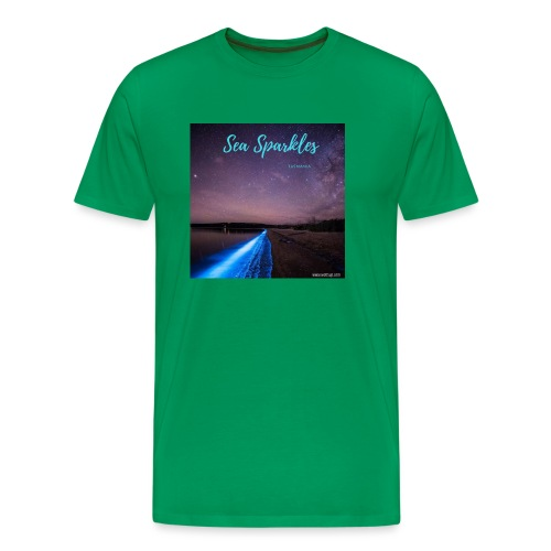 Tasmanian Sea Sparkles - Men's Premium T-Shirt