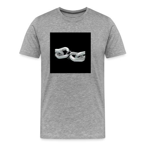 break the chains - Men's Premium T-Shirt