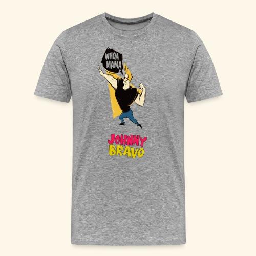 jhonny bravo my 1 - Men's Premium T-Shirt