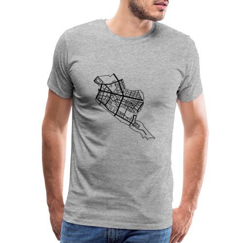 Friedrichshain Berlin - Men's Premium T-Shirt