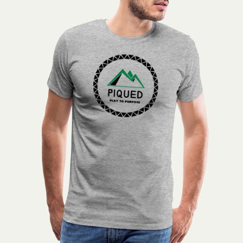 Piqued - Men's Premium T-Shirt