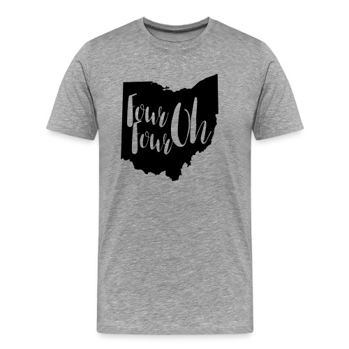 Four Four Oh - Men's Premium T-Shirt