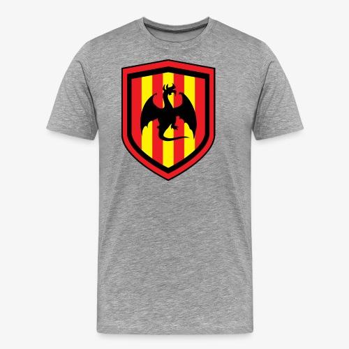House Pendragon Crest - Men's Premium T-Shirt