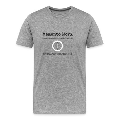 Remember Death - Men's Premium T-Shirt