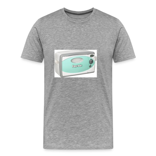 easy bake - Men's Premium T-Shirt