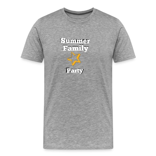 Summer party T-shirt - Men's Premium T-Shirt