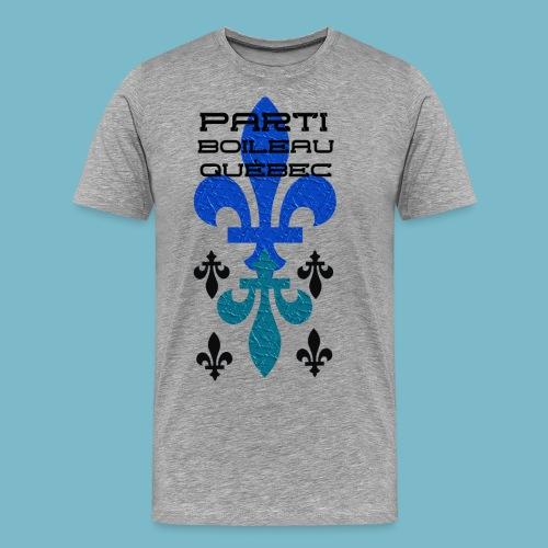 party boileau 9 - Men's Premium T-Shirt