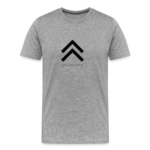 Journalling - Men's Premium T-Shirt