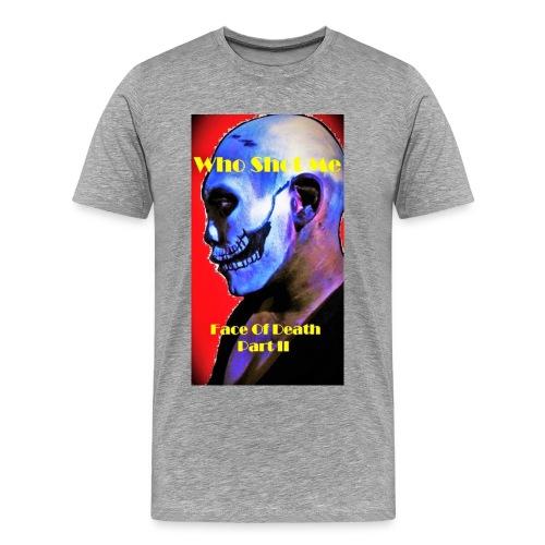 Face of Death Part II pic - Men's Premium T-Shirt
