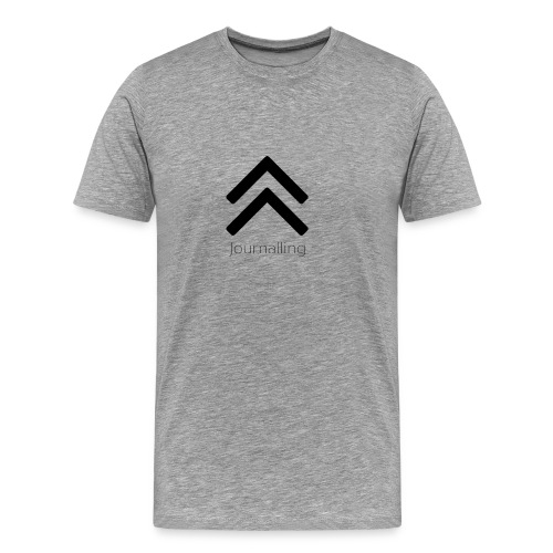 Journalling - Men's Premium T-Shirt
