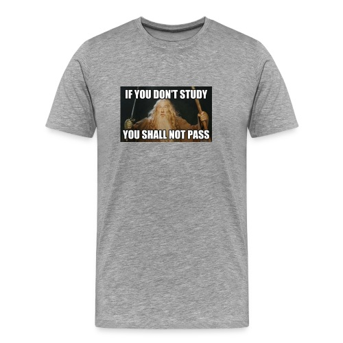 The meme shirt - Men's Premium T-Shirt