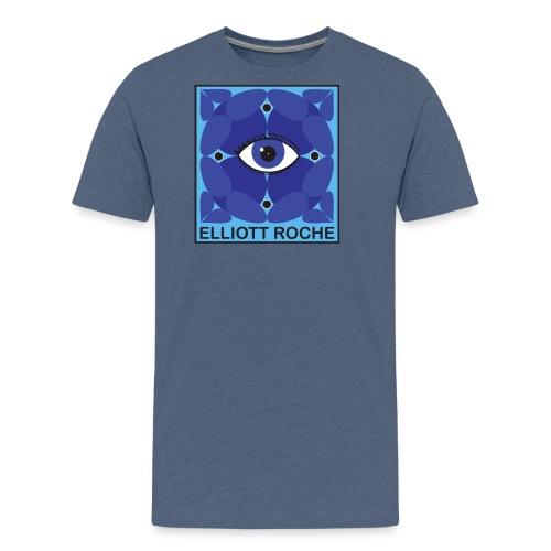 ElliottBlueEye - Men's Premium T-Shirt