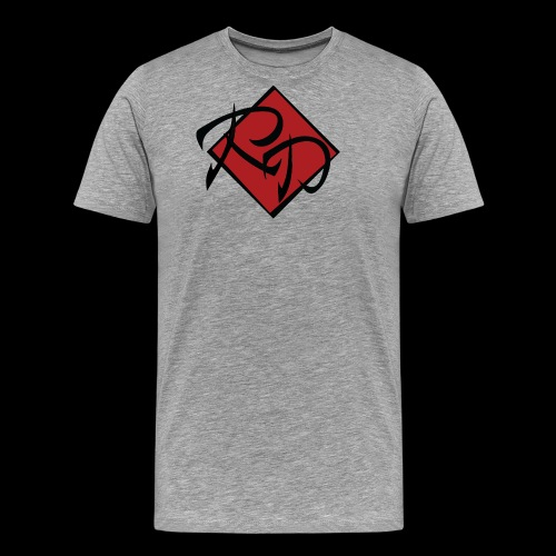 Rather Dashing Logo - Men's Premium T-Shirt
