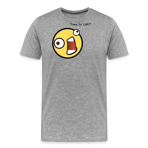 Time to Lift! - Men's Premium T-Shirt