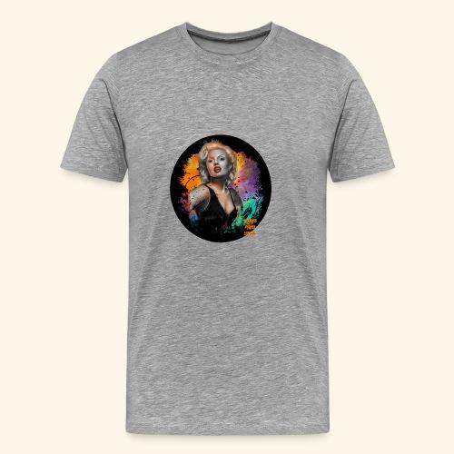 Marilyn Monroe - Men's Premium T-Shirt