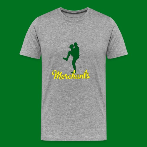 Merchant Pitcher - Men's Premium T-Shirt