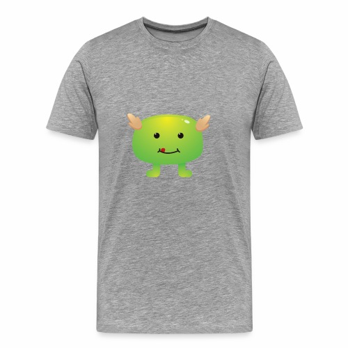 Monster Character 09 - Men's Premium T-Shirt