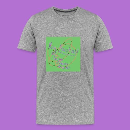 MY MOTTO - Men's Premium T-Shirt