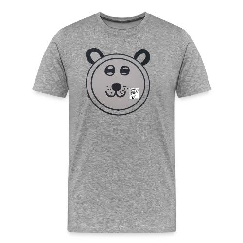 Hidden Panda - Men's Premium T-Shirt