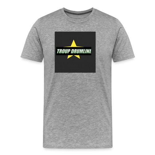 TROUP DRUMLINE MERCH - Men's Premium T-Shirt