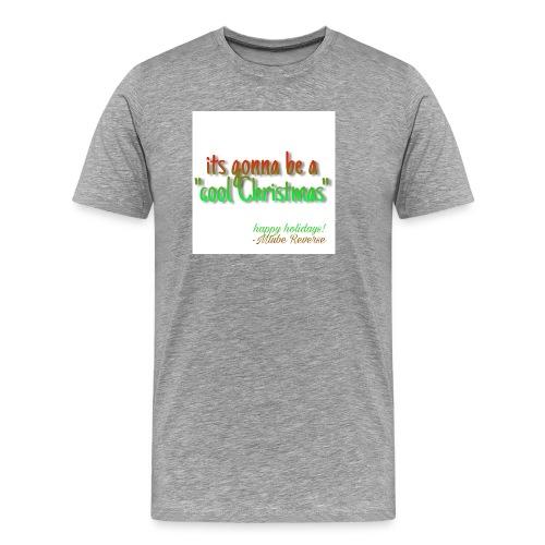 Cool Christmas merch - Men's Premium T-Shirt