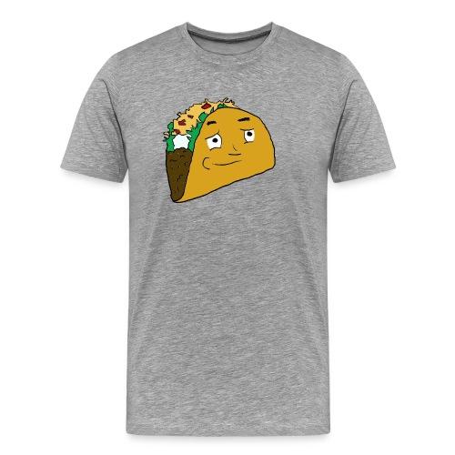 NoobieTaco Logo - Men's Premium T-Shirt