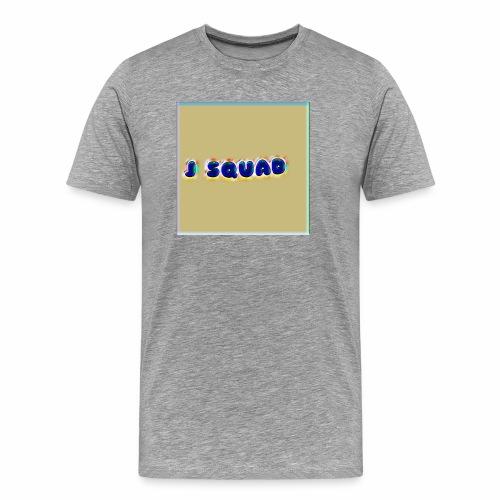 The J SQUAD RAINBOW - Men's Premium T-Shirt