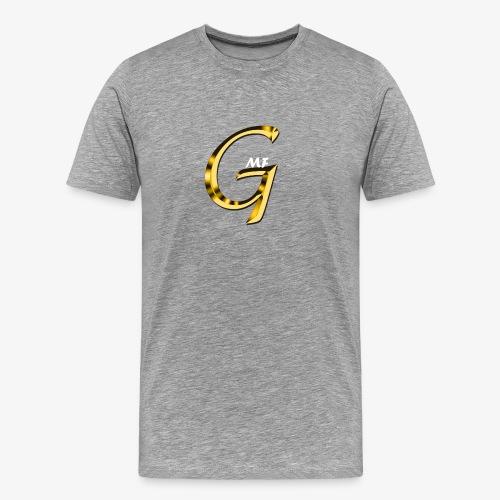 GMF Logo - Men's Premium T-Shirt