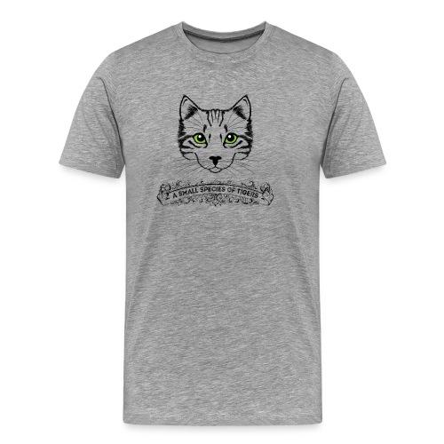 I Love CAT - Men's Premium T-Shirt