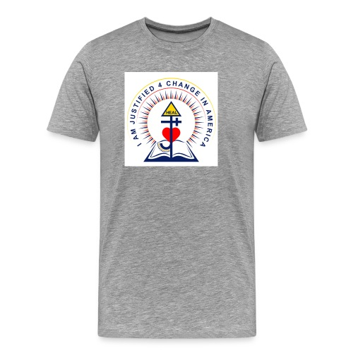 Change In America - Men's Premium T-Shirt