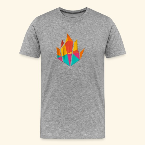 Modern Fire - Men's Premium T-Shirt