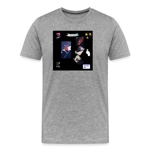 InShot 20180412 233220488 - Men's Premium T-Shirt
