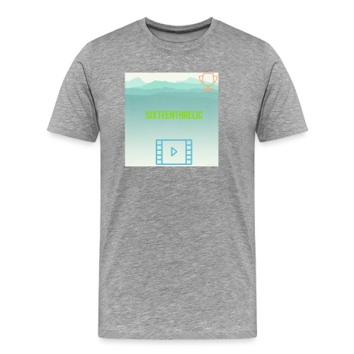 SixteenthRelic - Men's Premium T-Shirt