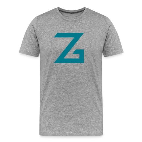 ZzasserGaming - Men's Premium T-Shirt