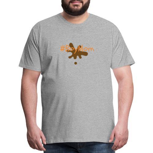 #BoyMom - Men's Premium T-Shirt