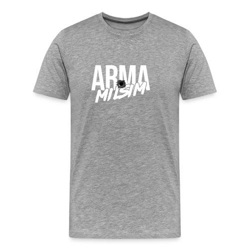 arma milsim - Men's Premium T-Shirt
