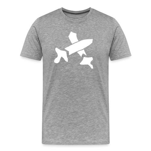 White Swords - Men's Premium T-Shirt